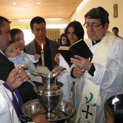 Bautizmo Capilla Buen Pastor - Bogotá Colombia