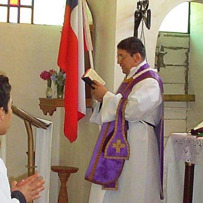 Capilla Buen Pastor - Santiago de Chile