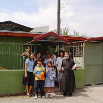 Capilla Padre Navas - Santiago de Chile
