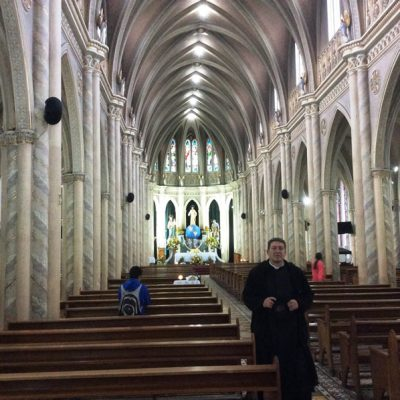 Catedral de Quetzaltenango - 1Guatemala