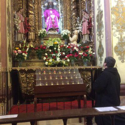 Catedral de Quito-Ecuador