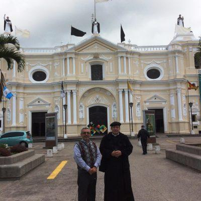 Ciudad de Guatemala con Steyger