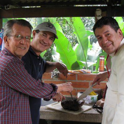Con Harold Realpe - Cali Colombia
