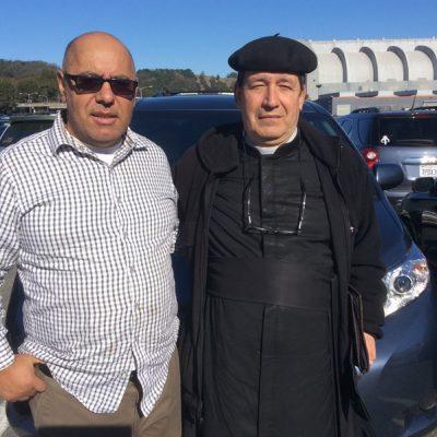 Con Jairo Güiza San Francisco California EEUU