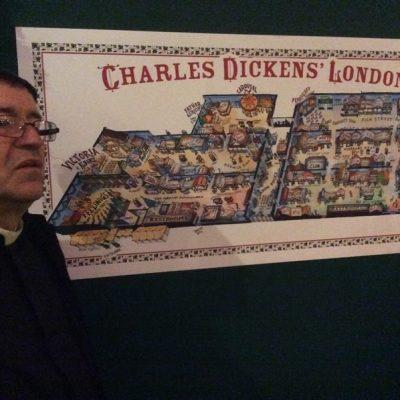 Festival de Charles Dickens - San Francisco California EEUU