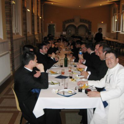 Instituto del Buen Pastor - Burdeus Francia