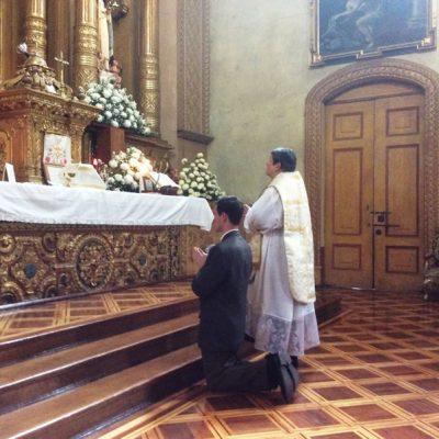 Misa Tridentina Quito-Ecuador
