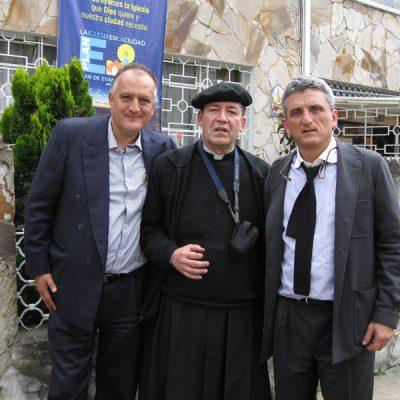 Oratorio Buen Pastor con Lc Juan José Leaño Bogota-Colombia