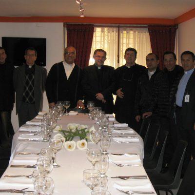Padres Archiprestasgo Inmaculada - Bogotá Colombia