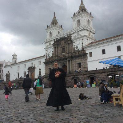 Plaza San Francisco Quito- Ecuador