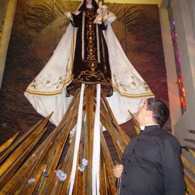 Santuario Virgen del Carmen Maipu - Santiago Chile