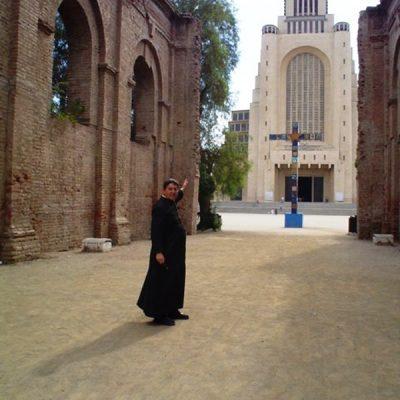 Santuario Virgen del Carmen - Santiago de Chile
