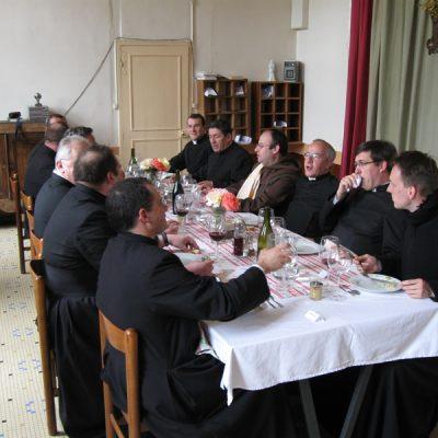 Seminario Buen Pastor Courtalain Francia