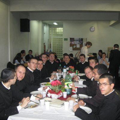 Seminaristas Buen Pastor - Sao Pablo Brasil
