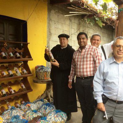 Vino de frutas Ciudad Antigua Guatemala