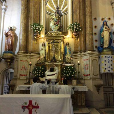 Virgen del Buen Suceso - Quito Ecuador