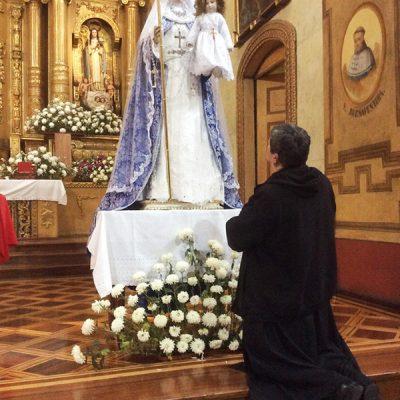 Virgen del Buen Suceso1 - Quito Ecuador