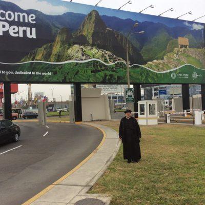Aeropuerto Jorge Chavez - Lima Perú
