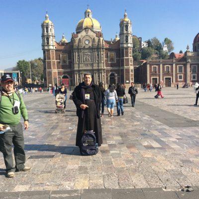 Antigua Básilica de Santa María de Guadalupe