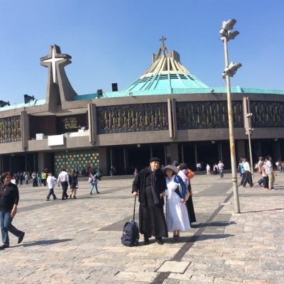 Basilica Moderna de Guadalupe