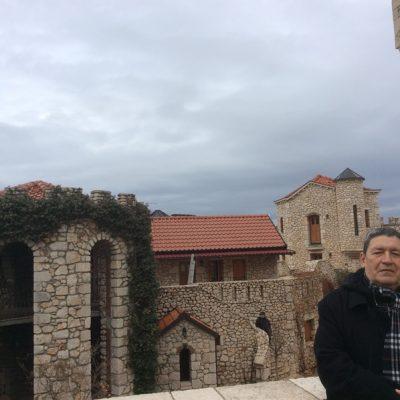 Castillo en Medjugorje