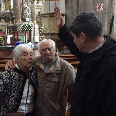 Dios Bendiga el matrimonio - Puebla México