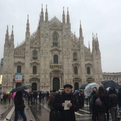 Duomo de Milan - Italia