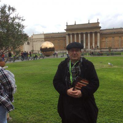 En el Vaticano - Italia