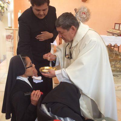 Misa en Puebla Mexico