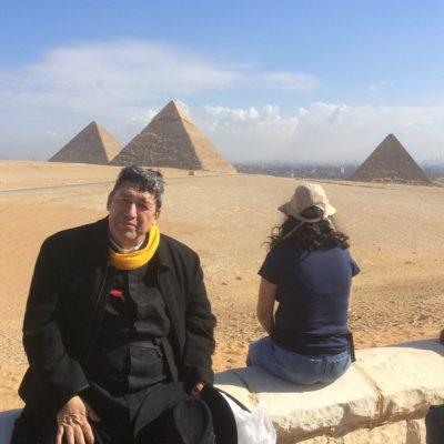 Pirámires Cairo Egipto