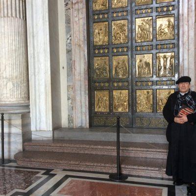 Puerta Santa - Basílica de San Pedro en Roma