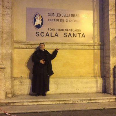 Roma Italia - Escala Santa