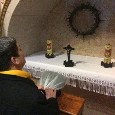 Santo Sepulcro - Jerusalén